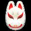 Fox Mask (White) NH Icon.png