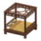 Imperial Bed (Brown) NH Icon.png