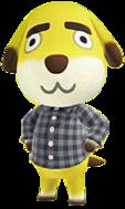 Artwork of Frett the Dog
