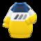 Oversized-Sweats Dress (Yellow) NH Icon.png