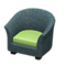 Rattan Armchair (Gray) NH Icon.png