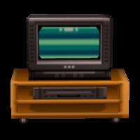 Wide-Screen TV