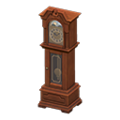Antique Clock (Brown) NH Icon.png