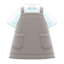 Apron (Gray) NH Icon.png