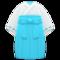 Miko Attire (Aqua) NH Icon.png