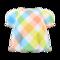Plaid Puffed-Sleeve Shirt (Energetic Plaid) NH Icon.png