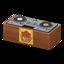 DJ's Turntable (Brown - Pop Logo)
