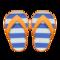 Flip-Flops (Orange) NH Icon.png