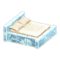 Frozen Bed (Ice - White) NH Icon.png