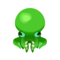 Green Octopus PC Icon.png