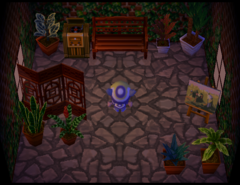 Boots's house interior