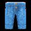 Acid-Washed Jeans