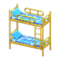 Bunk Bed (Yellow - Space) NH Icon.png
