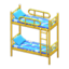 Bunk Bed (Yellow - Space)