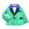 Comedian's Outfit (Aquamarine) NH Icon.png