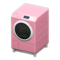 Deluxe Washer (Pink) NH Icon.png
