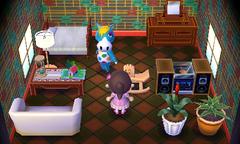 Ed's house interior