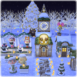 Snow-Dusted Village Set PC 2.png