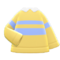 Energetic Sweater (Yellow) NH Icon.png