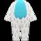 Flashy Animal Costume (White) NH Icon.png