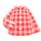 Gingham Picnic Shirt (Red) NH Icon.png