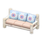Log Extra-Long Sofa (White Birch - Quilted) NH Icon.png