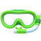 Snorkel Mask (Green) NH Icon.png