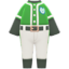 Baseball Uniform (Green) NH Icon.png