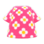 Blossom Tee (Pink) NH Icon.png