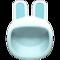 Bunny Hood (White) NH Icon.png