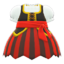 Pirate Dress (Red) NH Icon.png