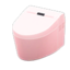 Tankless Toilet (Pink)