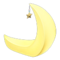 Crescent-Moon Chair (Yellow) NH Icon.png