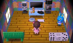 Hopkins's house interior