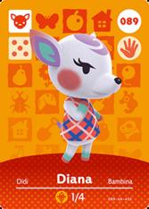 089 Diana amiibo card NA.png
