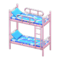 Bunk Bed (Pink - Space) NH Icon.png