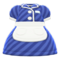 Diner Uniform (Blue) NH Icon.png