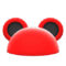 Flashy Round-Ear Animal Hat (Red) NH Icon.png