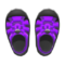 Sporty Sandals (Purple) NH Icon.png
