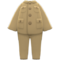 Suit with Stand-Up Collar (Beige) NH Icon.png