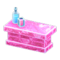 Frozen Counter (Ice Pink) NH Icon.png