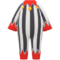 Jester Costume (Black & White) NH Icon.png