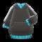 Parka and Shirtdress (Blue) NH Icon.png