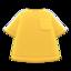 Pocket Tee (Yellow) NH Icon.png