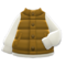 Puffy Vest (Camel) NH Icon.png