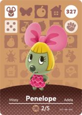 Penelope - Nookipedia, the Animal Crossing wiki
