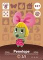 327 Penelope amiibo card NA.png