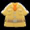 Explorer Shirt (Camel) NH Icon.png