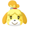 Isabelle PC Character Icon.png
