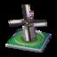 Kinderdijk Windmill NL Model.png